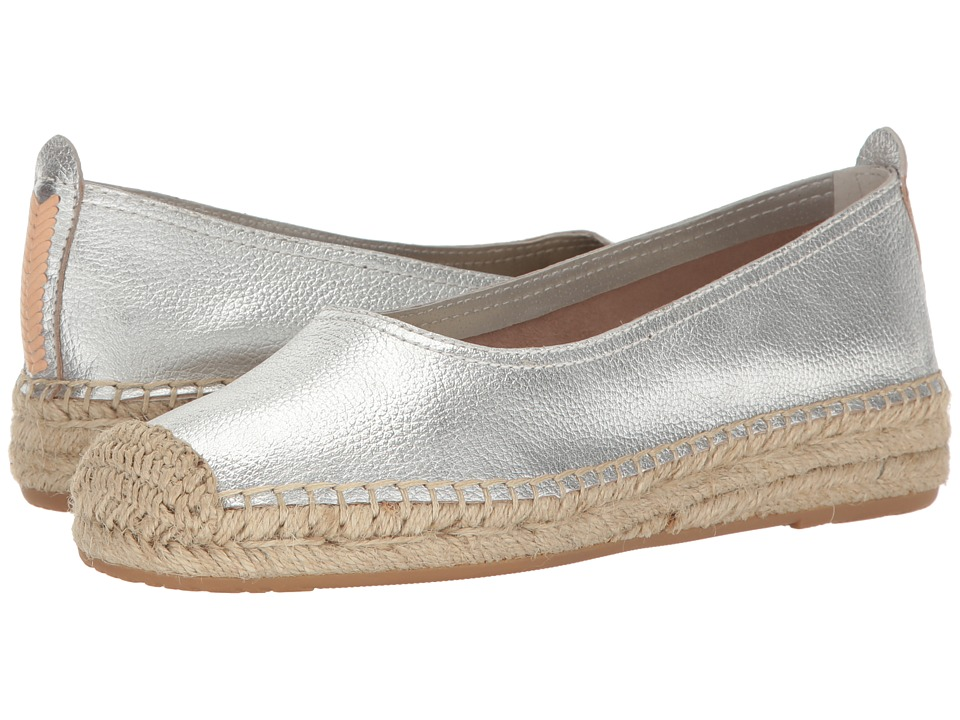 Dolce Vita - Taya (Silver Leather) Women's Shoes