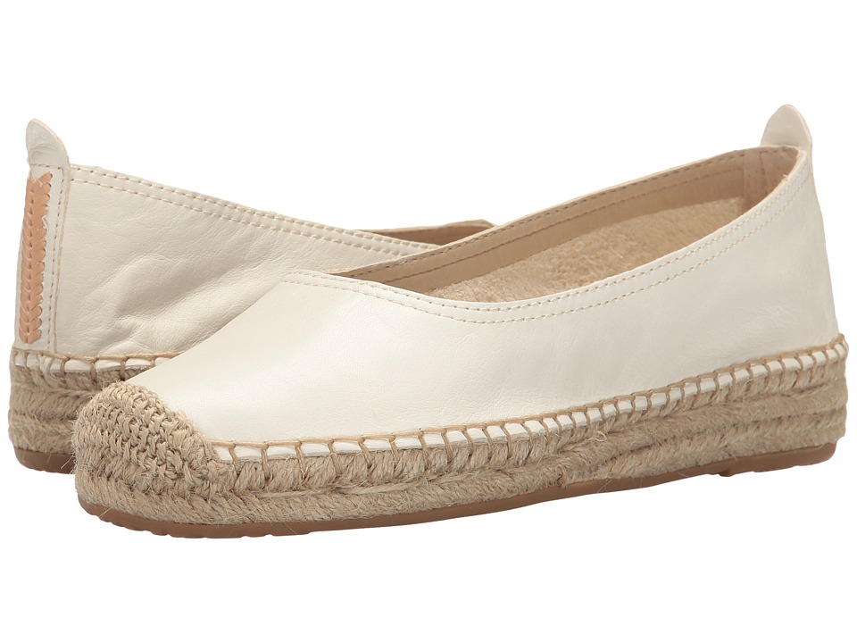 Dolce Vita - Taya (Off-White Leather) Women's Shoes