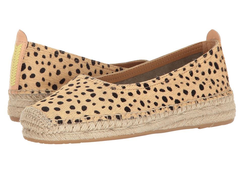 Dolce Vita - Taya (Leopard Calf Hair) Women's Shoes
