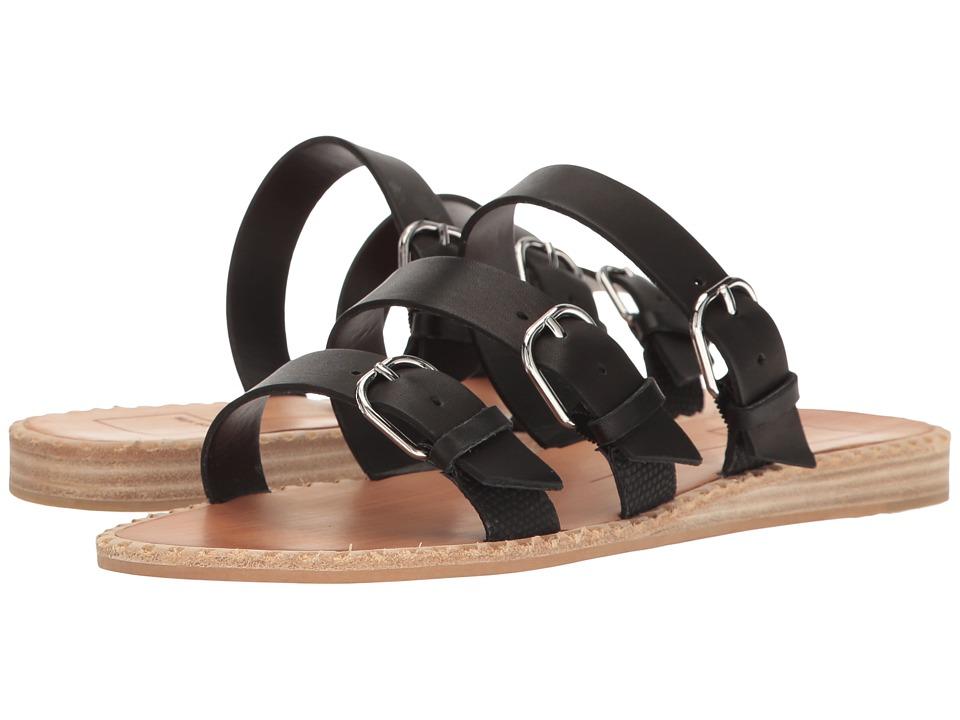 Dolce Vita - Para (Black Leather) Women's Shoes