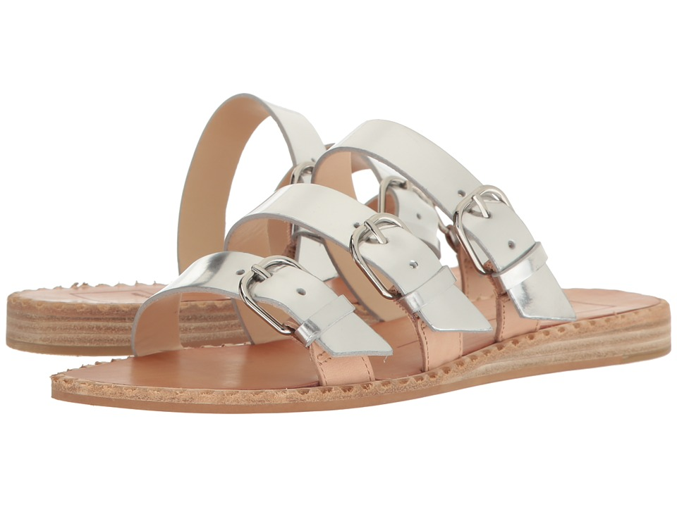 Dolce Vita - Para (Silver Leather) Women's Shoes