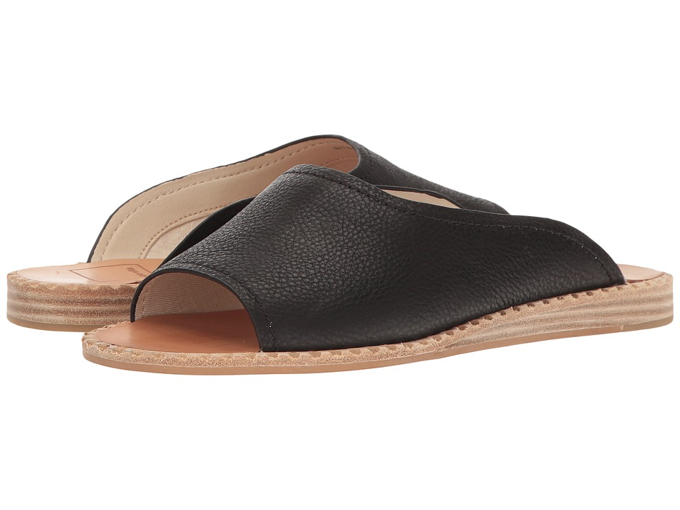 Dolce Vita - Poe (Black Leather) Women's Shoes