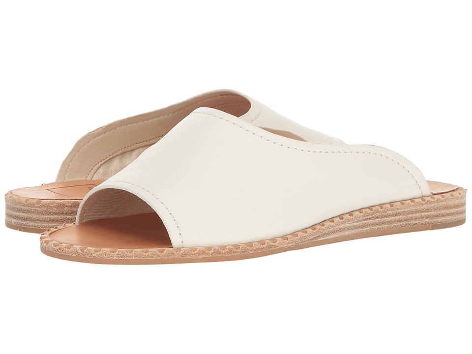 Dolce Vita - Poe (Off-White Leather) Women's Shoes