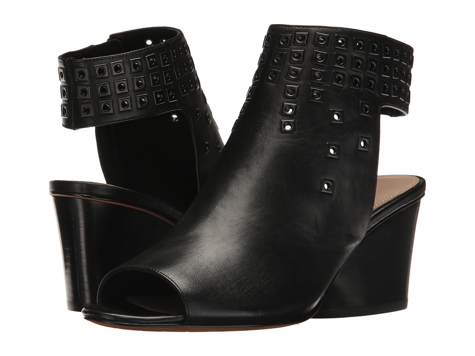 Donald J Pliner - Janesp (Black Calf) Women's Shoes