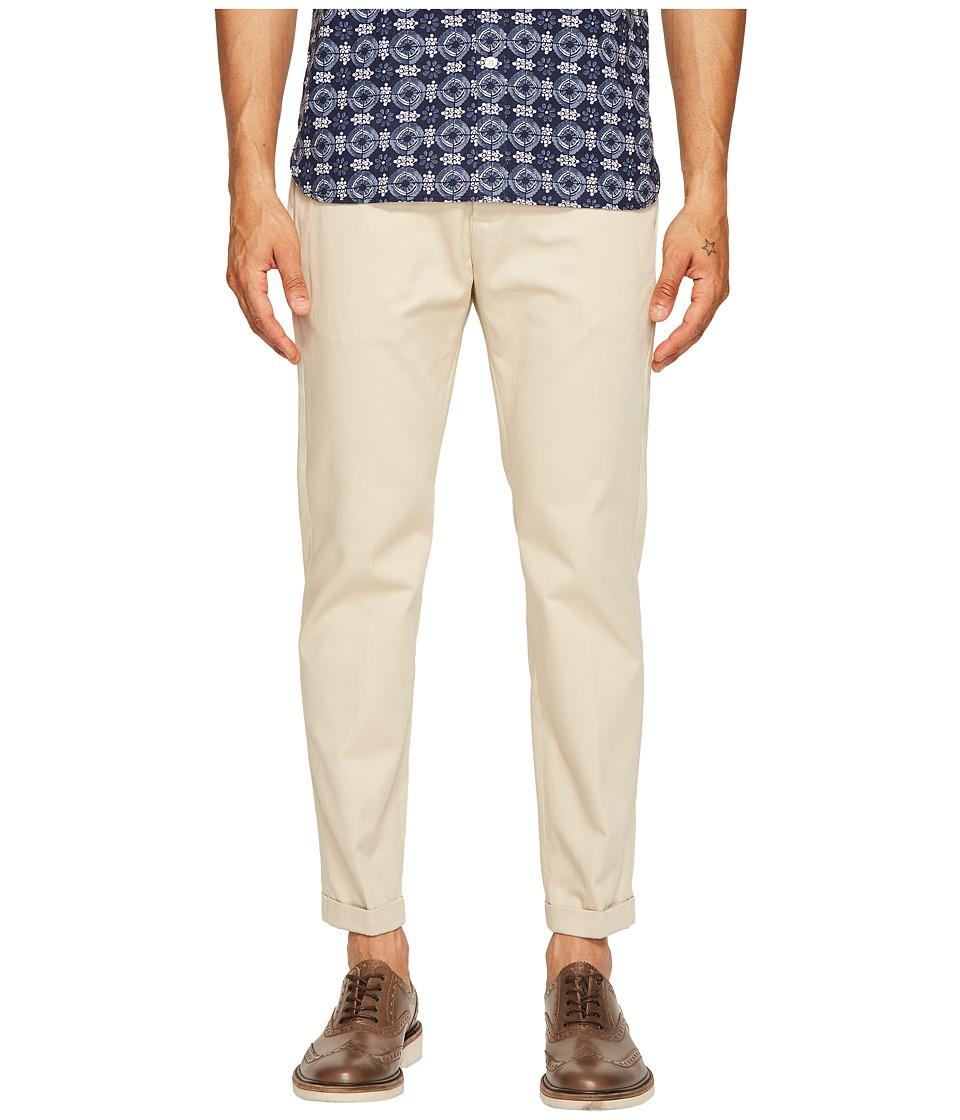 Jack Spade - Fashion Trousers (Natural) Men's Casual Pants