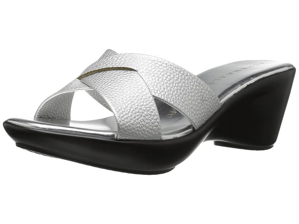 Athena Alexander - Verna (Silver) Women's Shoes