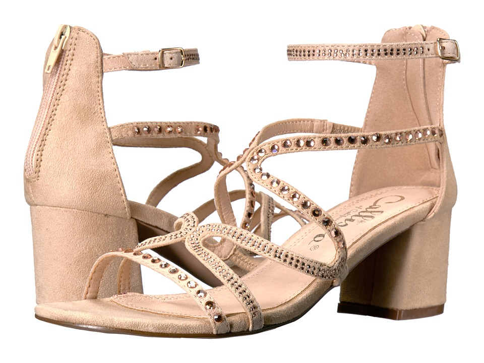Callisto of California Sassa (Beige Suede) Women