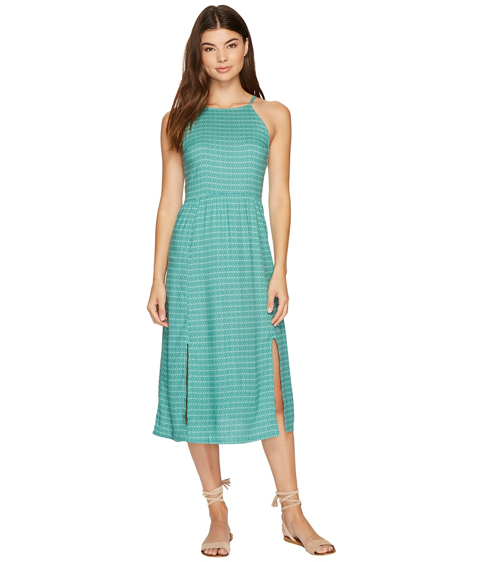 Roxy - Sparkle Bright Dress (Wasabi Valencia) Women's Dress