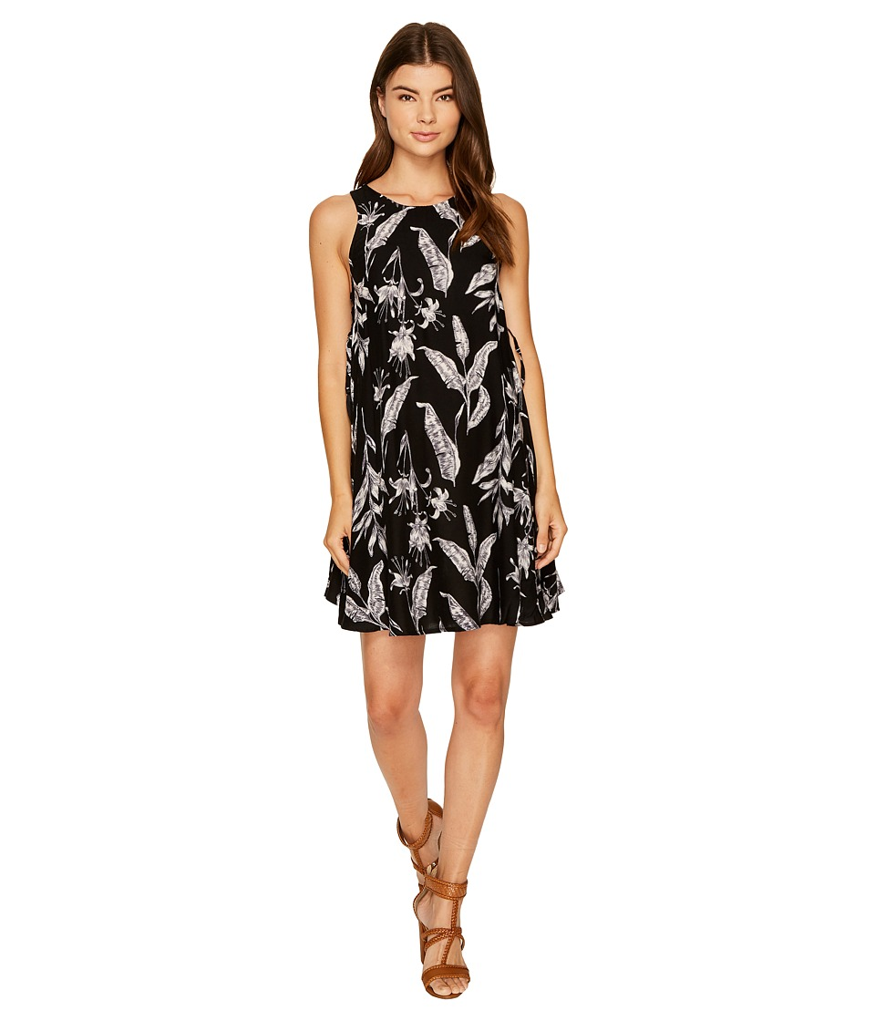 Roxy - Tomorrow's Dress (Anthracite Love Letter) Women's Dress