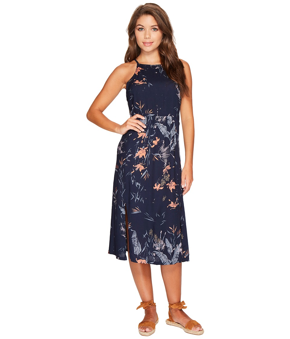 Roxy - Sparkle Bright Dress (Dress Blues Lee Lee) Women's Dress