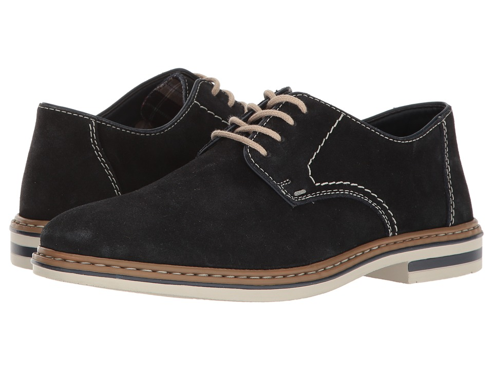 Rieker - B1422 Diego 22 (Pazifik/Navy/Samtcalf/Kidbi) Men's Shoes