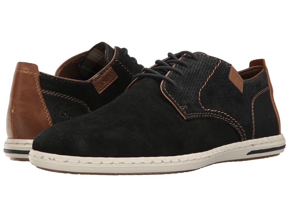 Rieker - B9111 Julian 11 (Pazifik/Braun/Zimt/Navy) Men's Shoes