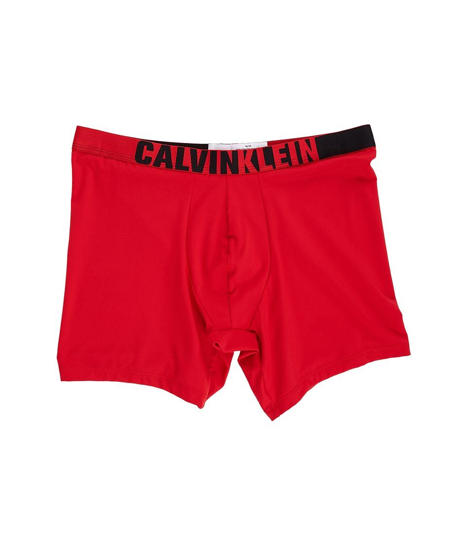 Calvin Klein Underwear - ID Graphic Micro Boxer Brief (Impact) Men's Underwear