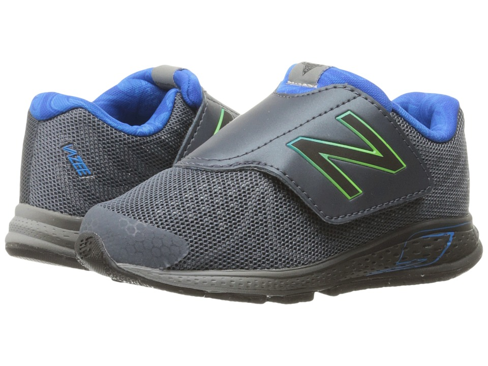New Balance Kids - Vazee Rush v2 Disney Pixar (Little Kid) (Grey/Blue) Boys Shoes