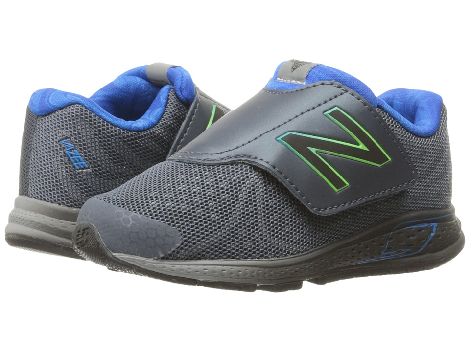 New Balance Kids - Vazee Rush v2 Disney Pixar (Infant/Toddler) (Grey/Blue) Boys Shoes