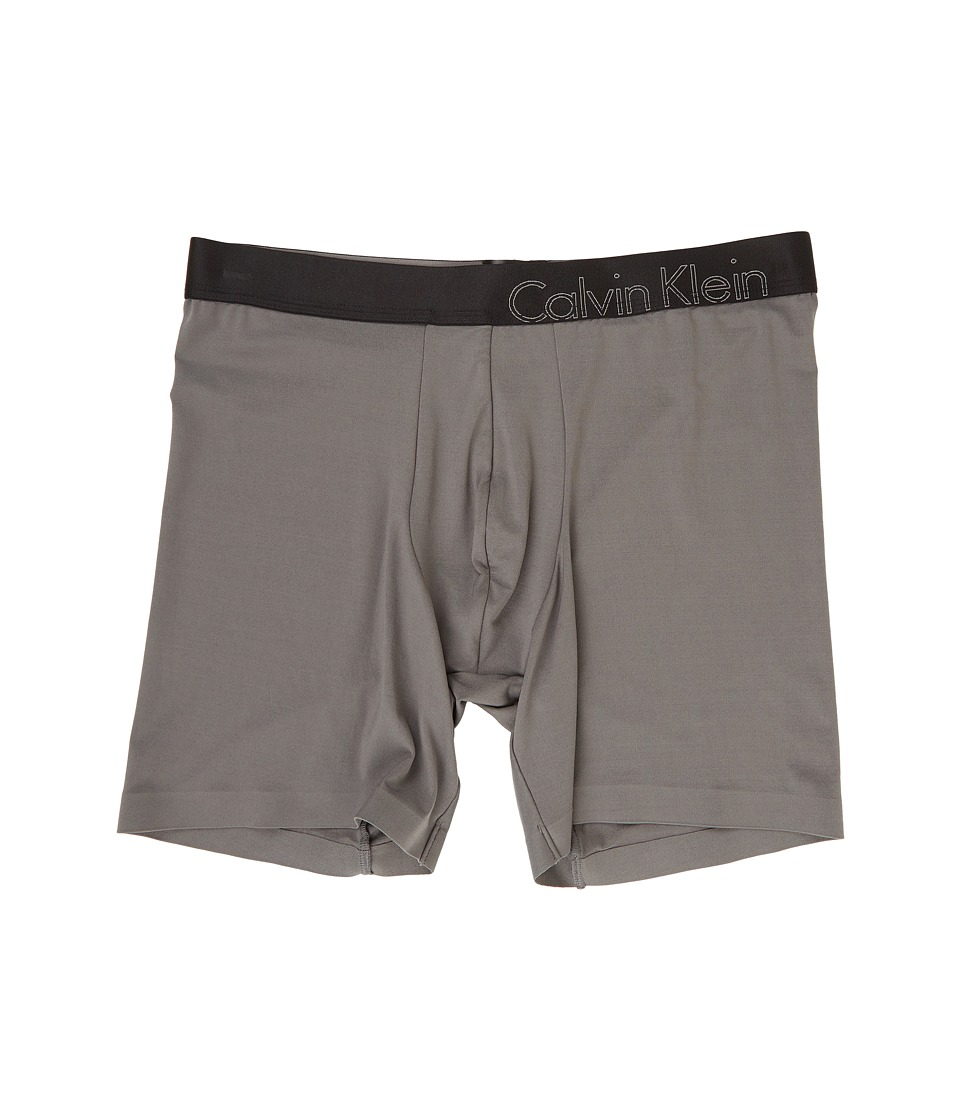 Calvin Klein Underwear - Edge Micro Boxer Brief (Grey Sky) Men's Underwear