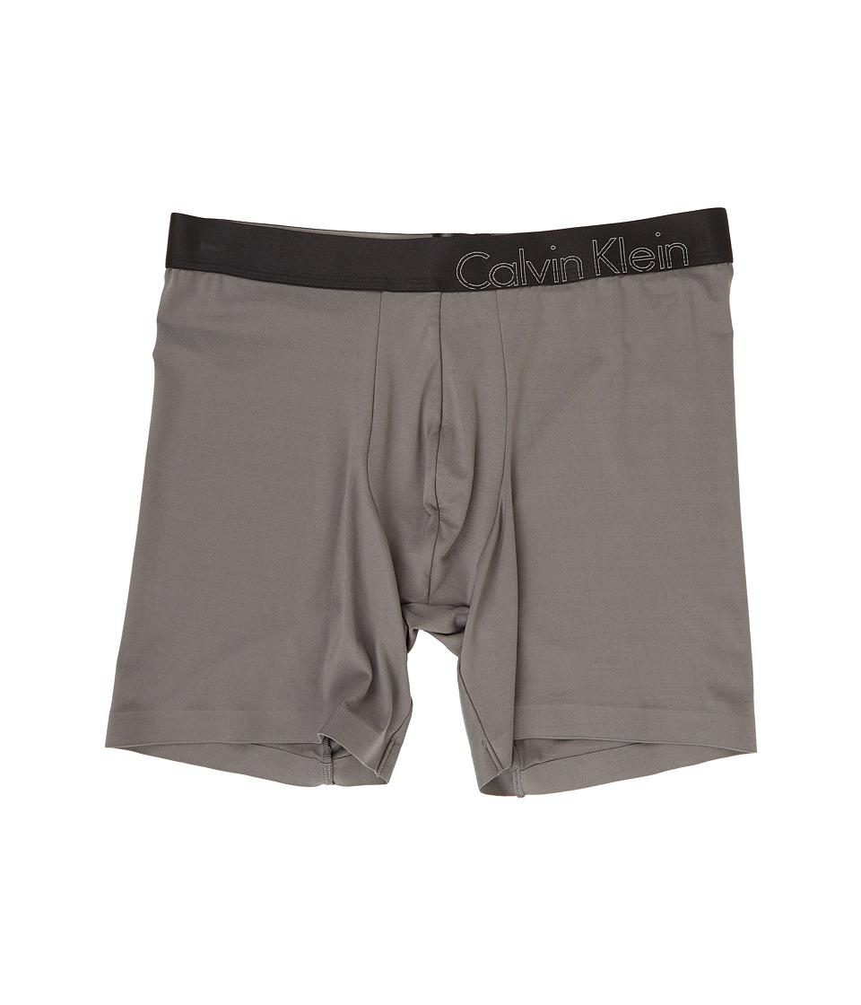 Calvin Klein Underwear - Edge Micro Boxer Brief (Grey Sky) Men's Underwear