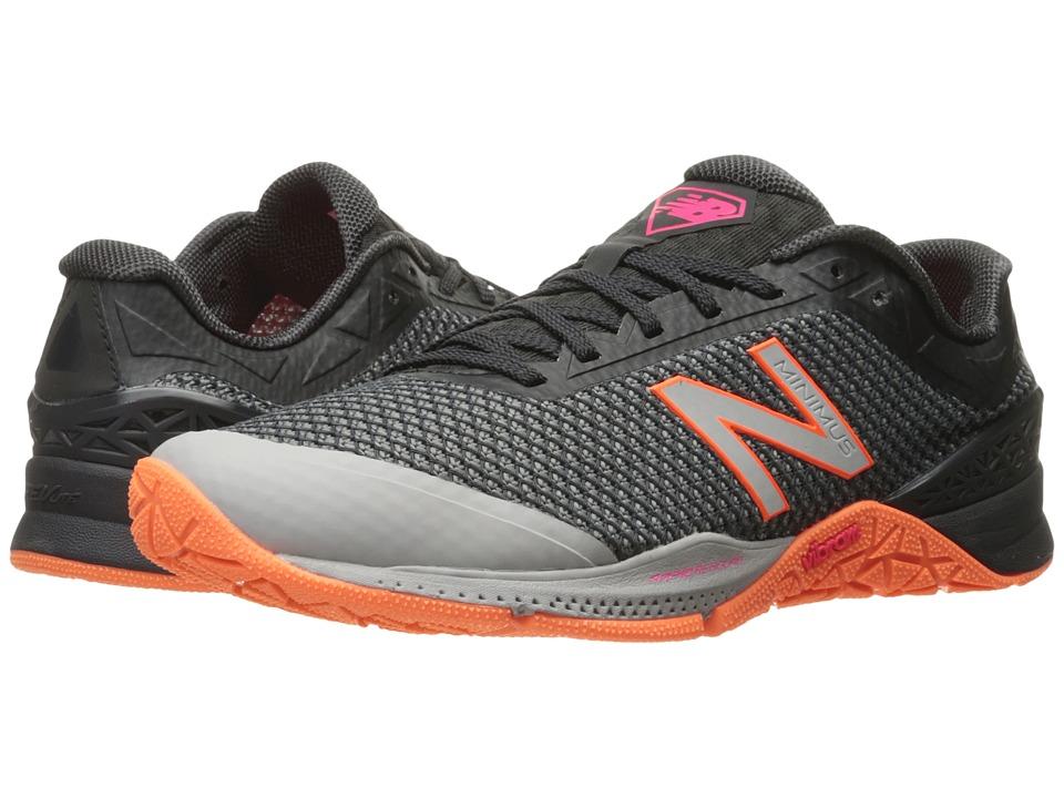 New Balance - WX40v1 (Vintage Indigo/Vivid Tangerine) Women's Cross Training Shoes