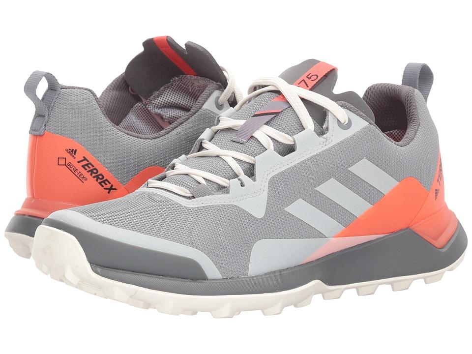 adidas Outdoor Terrex CMTK GTX (Grey Three/Chalk White/Easy Coral) Women