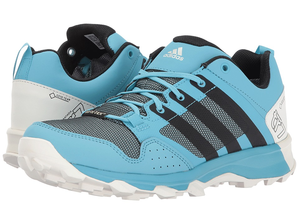 adidas Outdoor Kanadia 7 Trail GTX (Vapour Blue/Black/Clear Aqua) Women