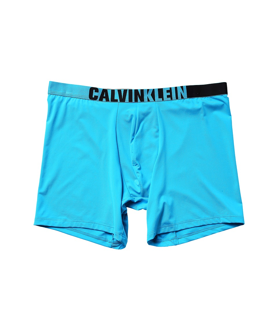 Calvin Klein Underwear - ID Graphic Micro Boxer Brief (Paradise) Men's Underwear