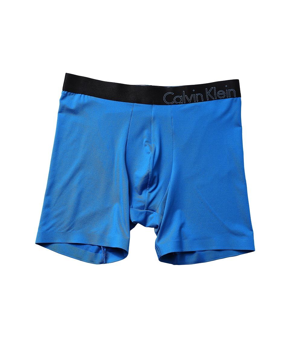Calvin Klein Underwear - Edge Micro Boxer Brief (Dream Blue) Men's Underwear