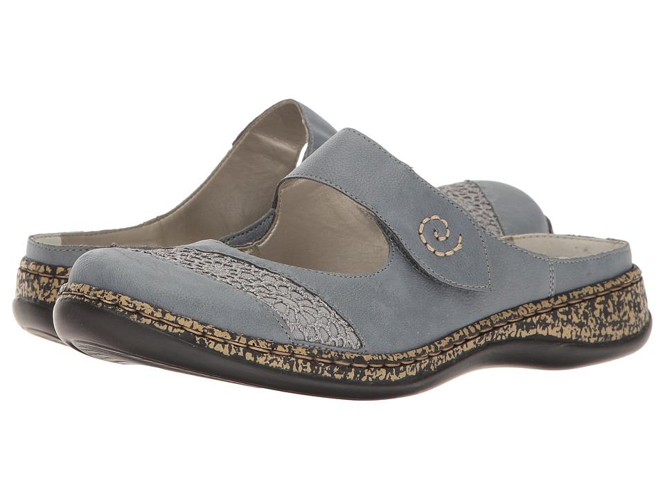 Rieker - 46303 Daisy 03 (Adria/Jeans/Preston/Lismoretex) Women's Shoes