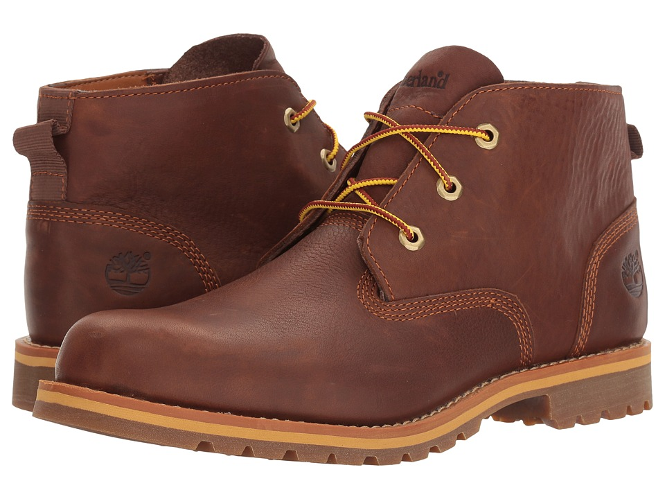 Timberland - Larchmont Chukka (Sunlight) Men's Shoes
