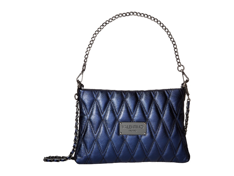 Valentino Bags by Mario Valentino - Vanilled (Blue) Handbags