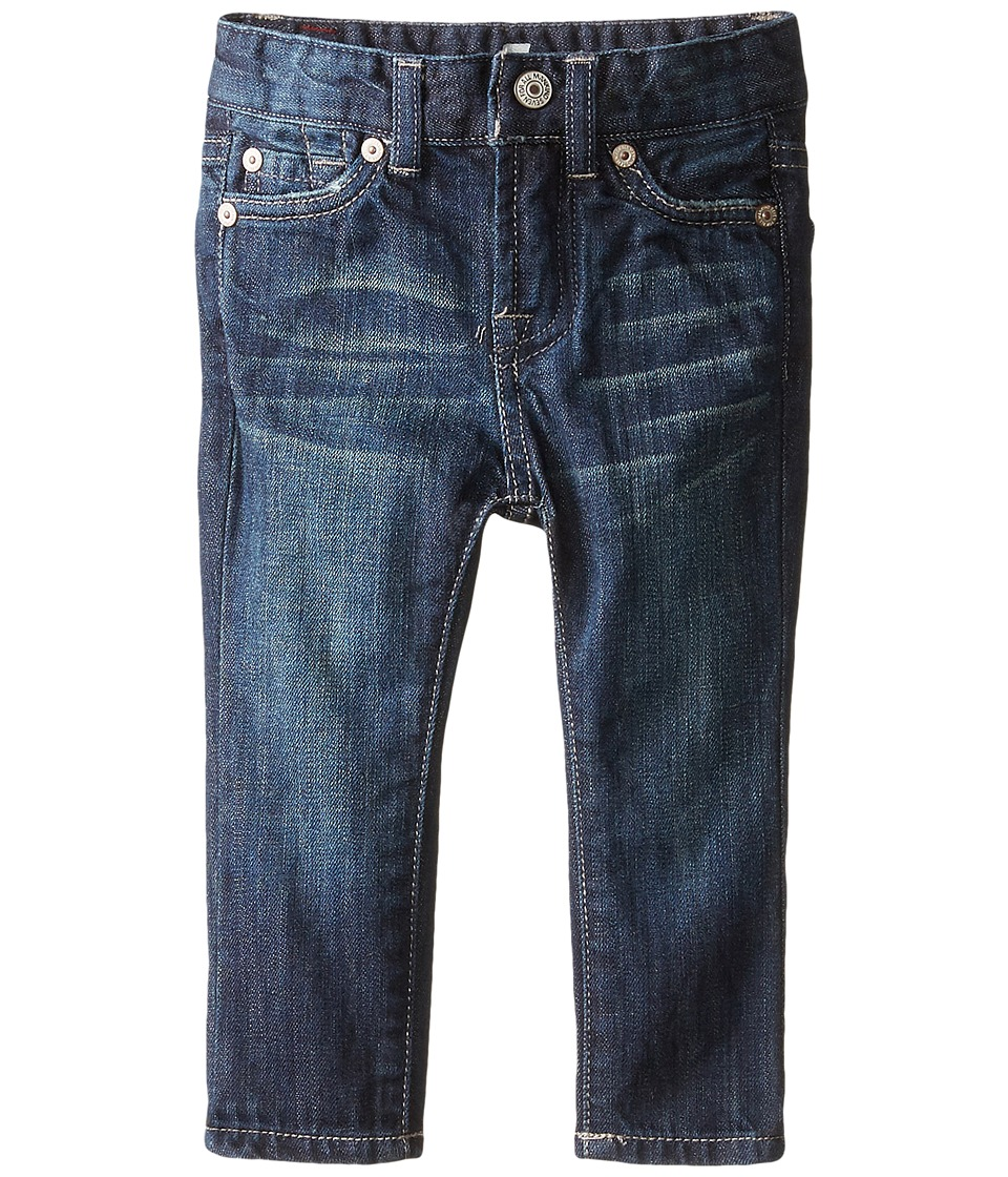 7 For All Mankind Kids - Slimmy LA Dark Jeans in Los Angeles Dark (Infant) (Los Angeles Dark) Boy's Jeans