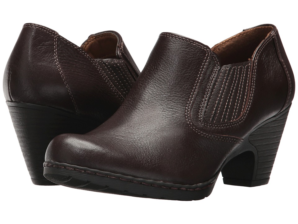 EuroSoft - Tressa (Mahogany) Women's Shoes