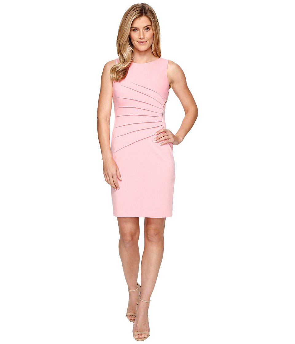 Ivanka Trump - Starburst Dress (Bubblegum) Women's Dress