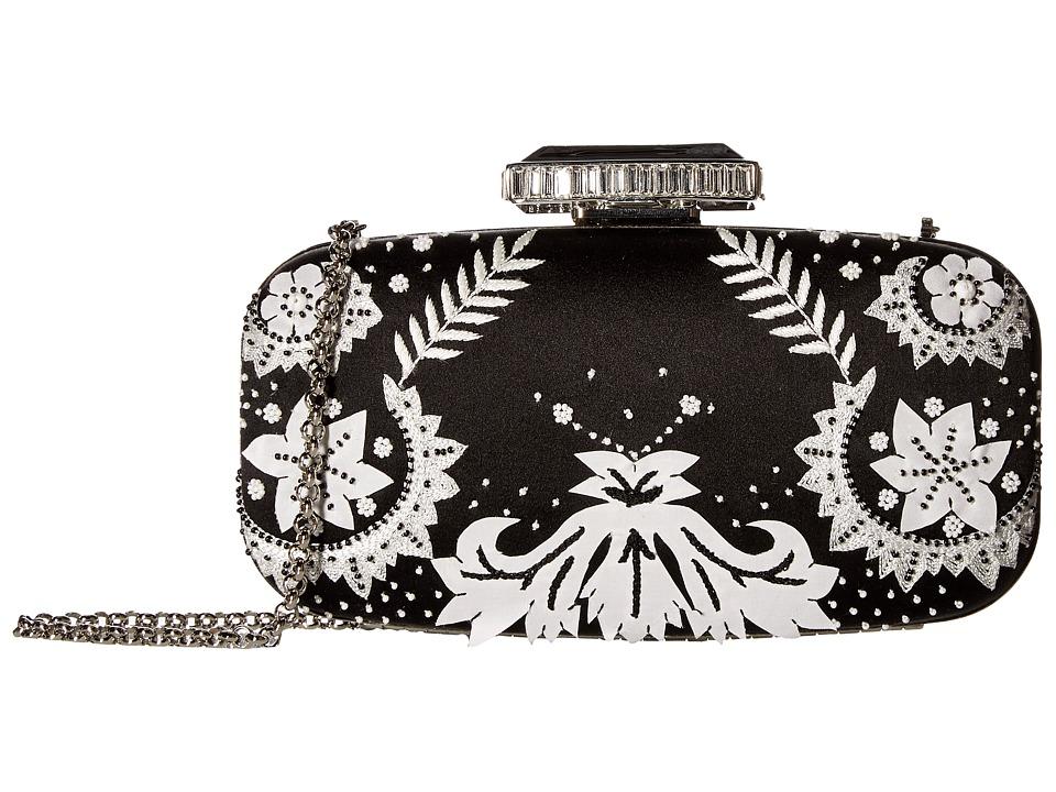 Oscar de la Renta - Goa (Black/White) Handbags