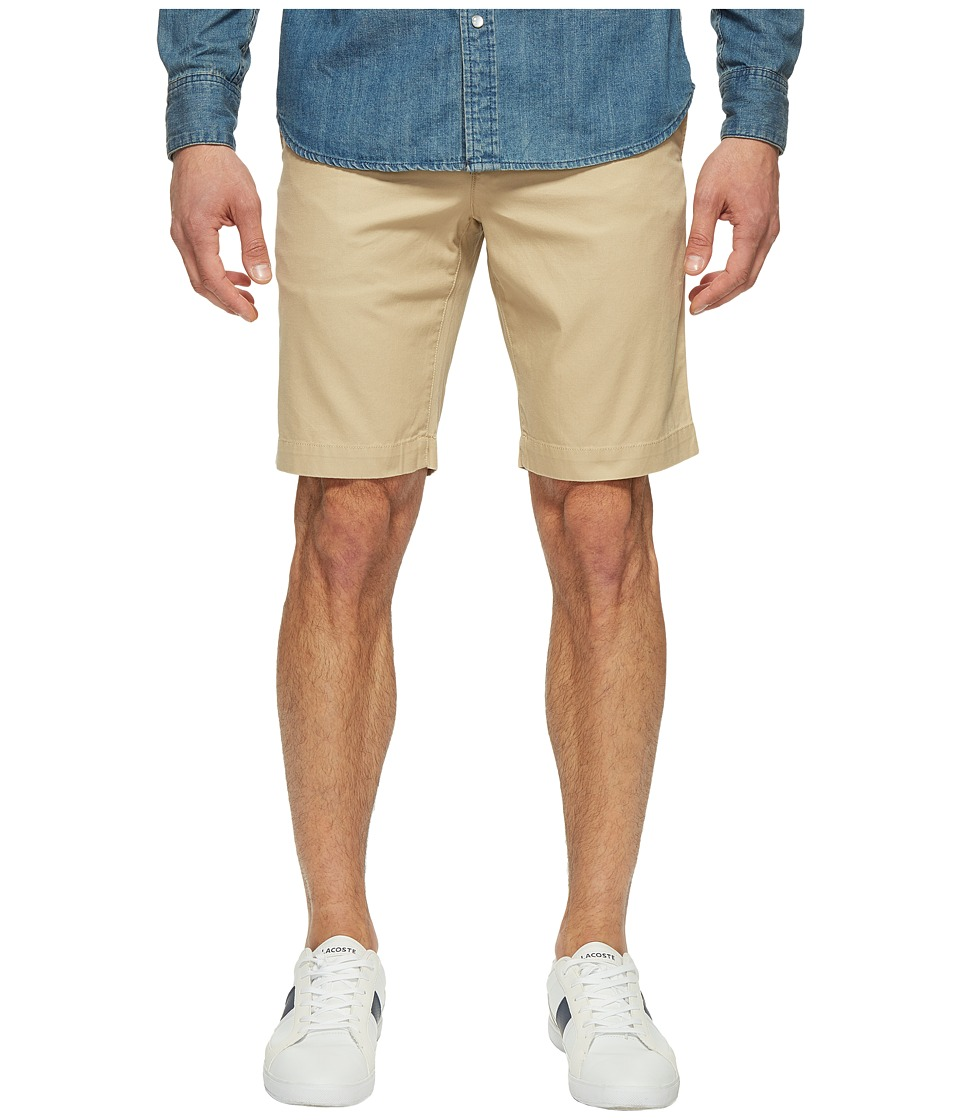 Lacoste - Slim Bermuda Shorts (Macaroon) Men's Shorts