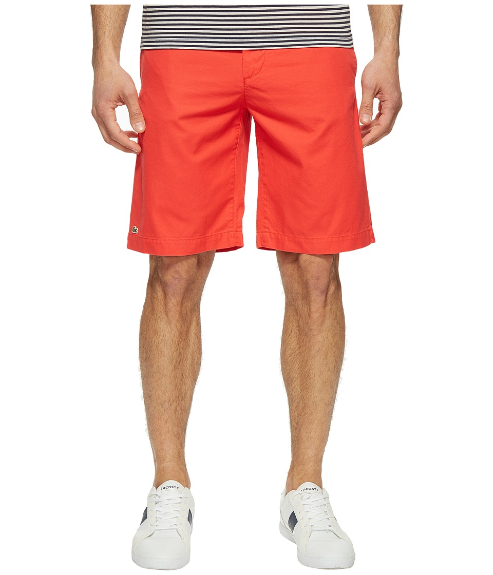 Lacoste - Classic Bermuda Shorts (Grenadine) Men's Shorts