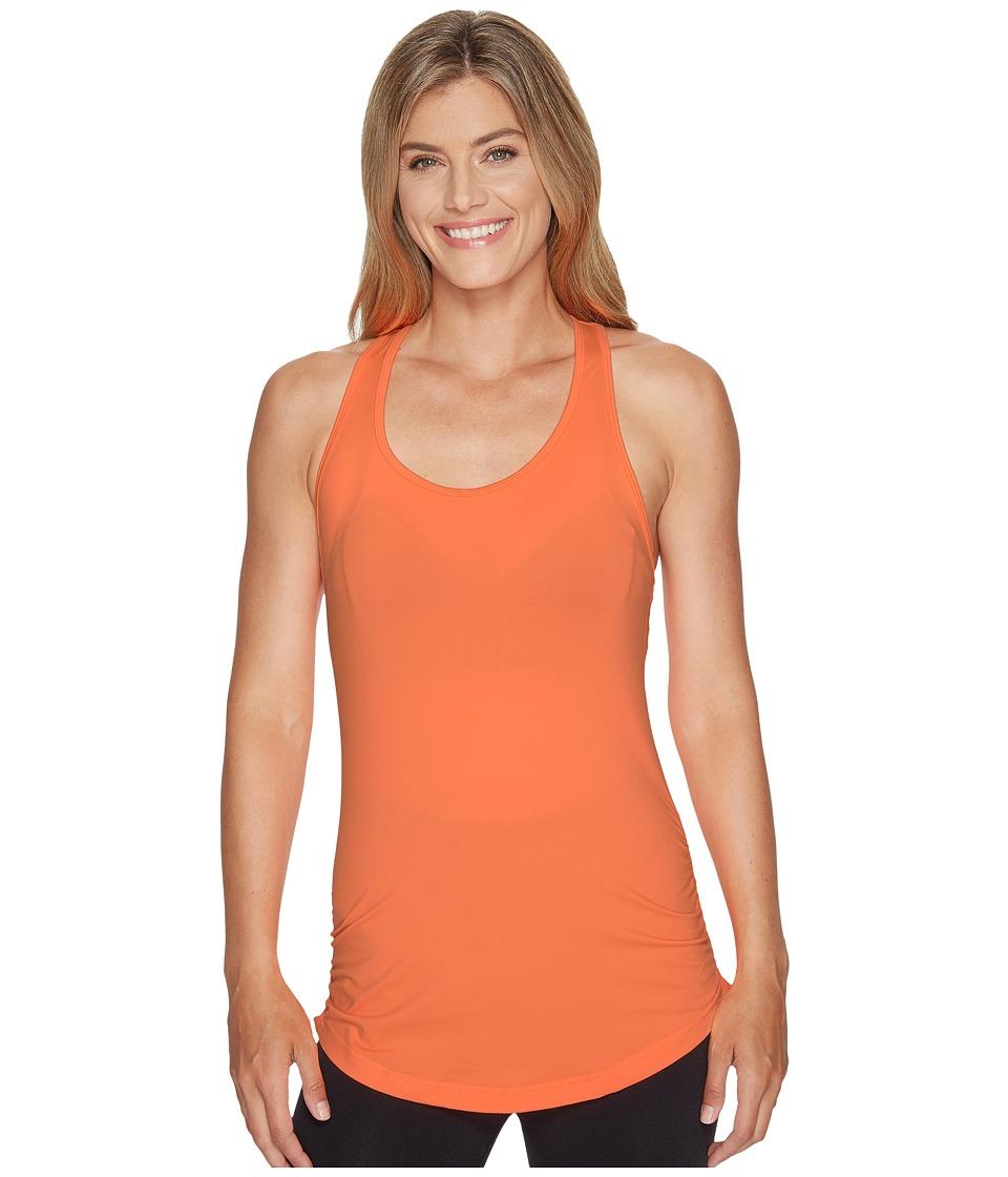 New Balance - Perfect Tank (Vivid Tangerine) Women's Sleeveless