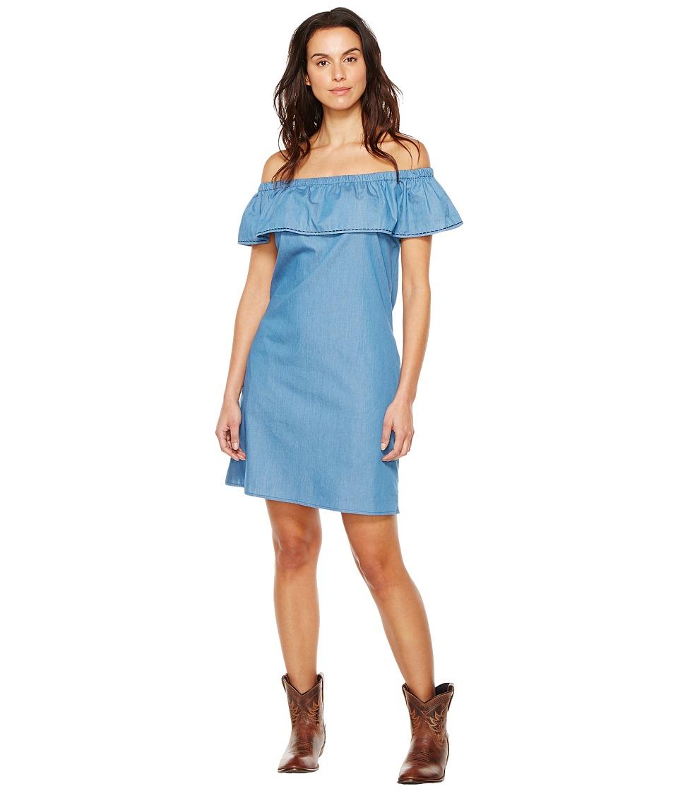 Union of Angels Gabriella Dress (Blue Denim) Women