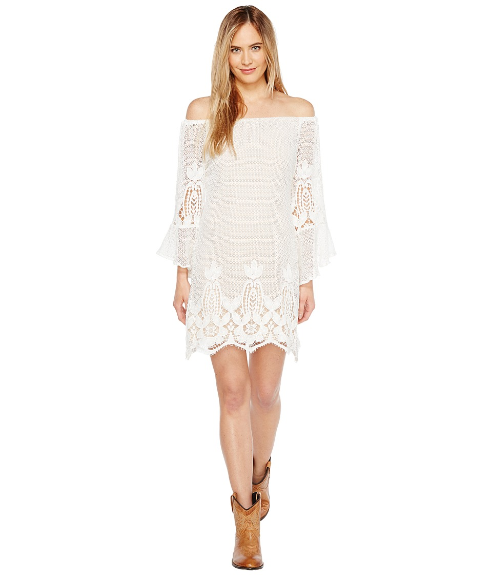 Union of Angels - Camila Dress (White) Women's Dress