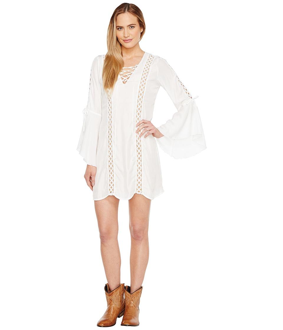 Union of Angels Selena Dress (White) Women