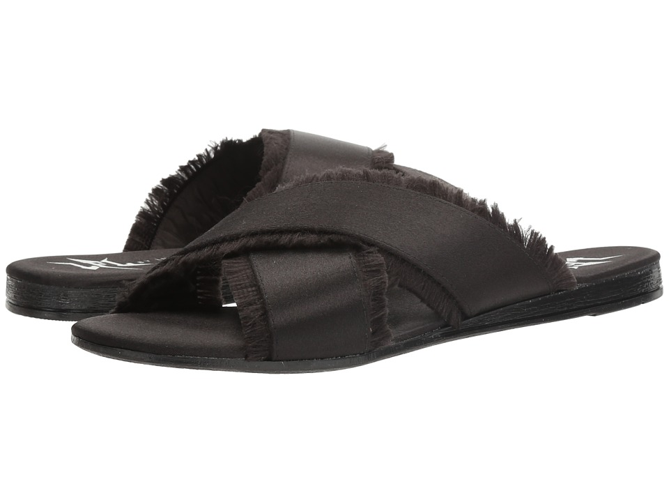 LFL by Lust For Life - Frill (Black) Women's Sandals
