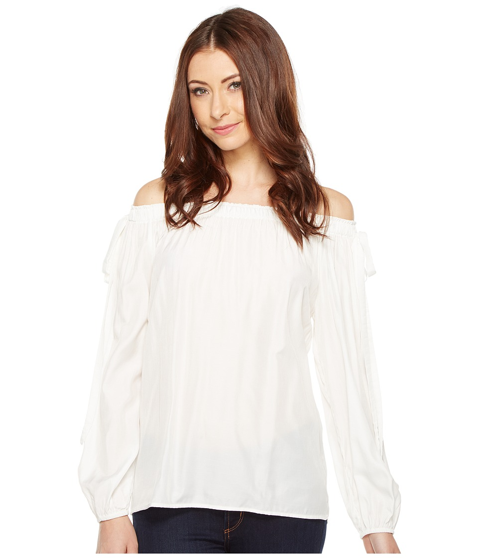Union of Angels - Maria Top (White) Women's Clothing