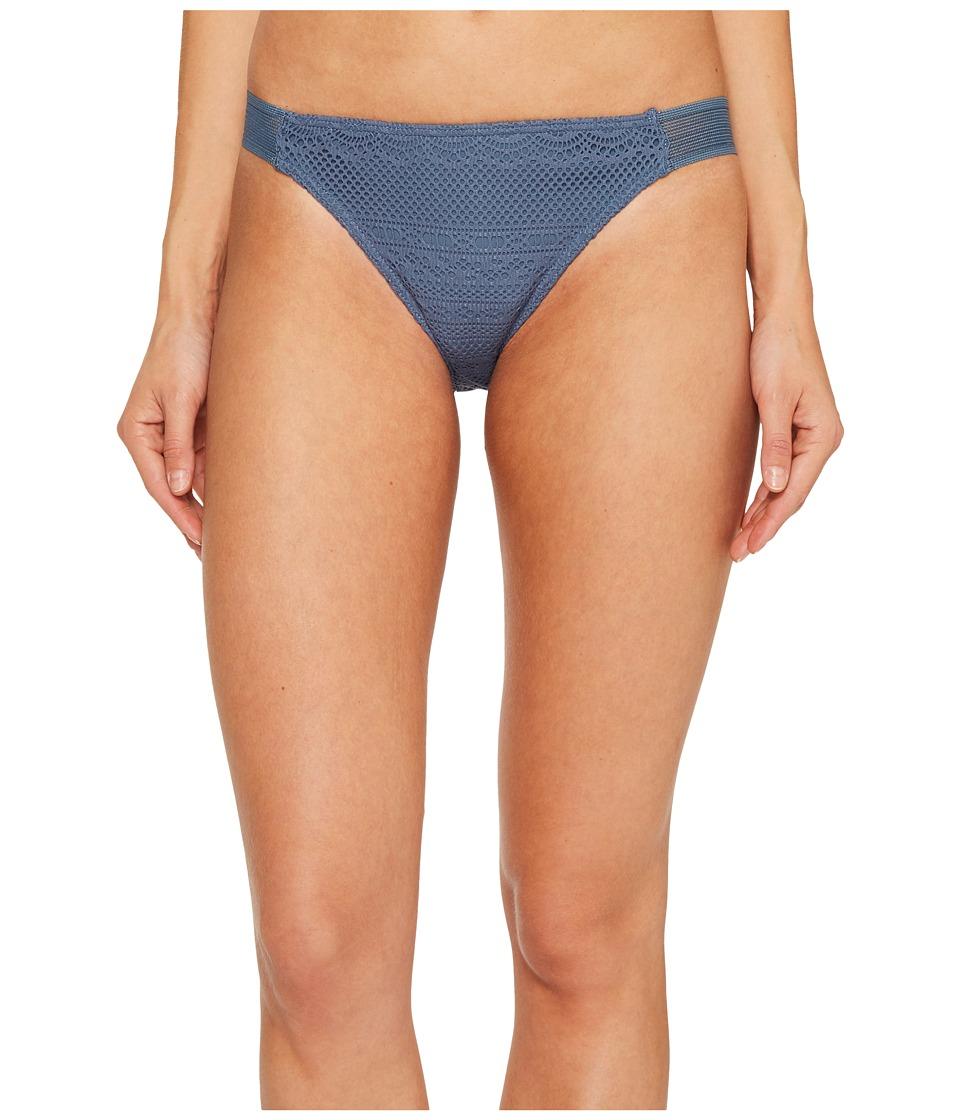 Roxy - Surf Bride Base Girl Bikini Bottom (China Blue) Women