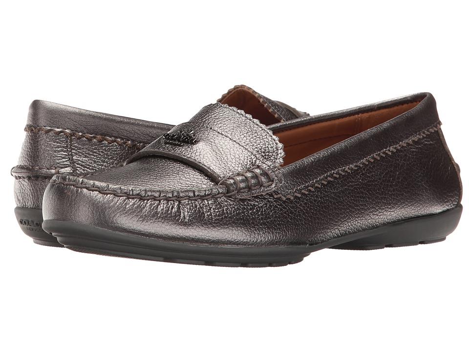 COACH - Odette (Gunmetal) Women's Shoes