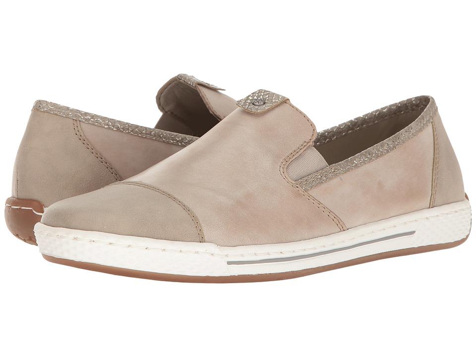 Rieker - L3051 Anika 51 (Marble/Clay/Fango Silver) Women's Shoes