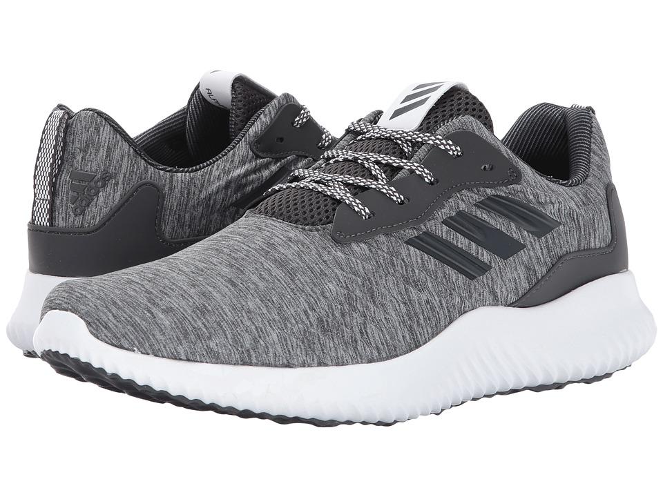 adidas - Alphabounce RC (Dark Grey Heather/Dark Grey Heather) Men's Running Shoes