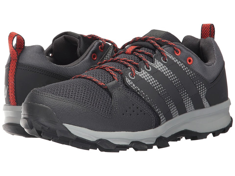 adidas - Galaxy Trail (Utility Black/Grey Five/Energy) Men's Running Shoes
