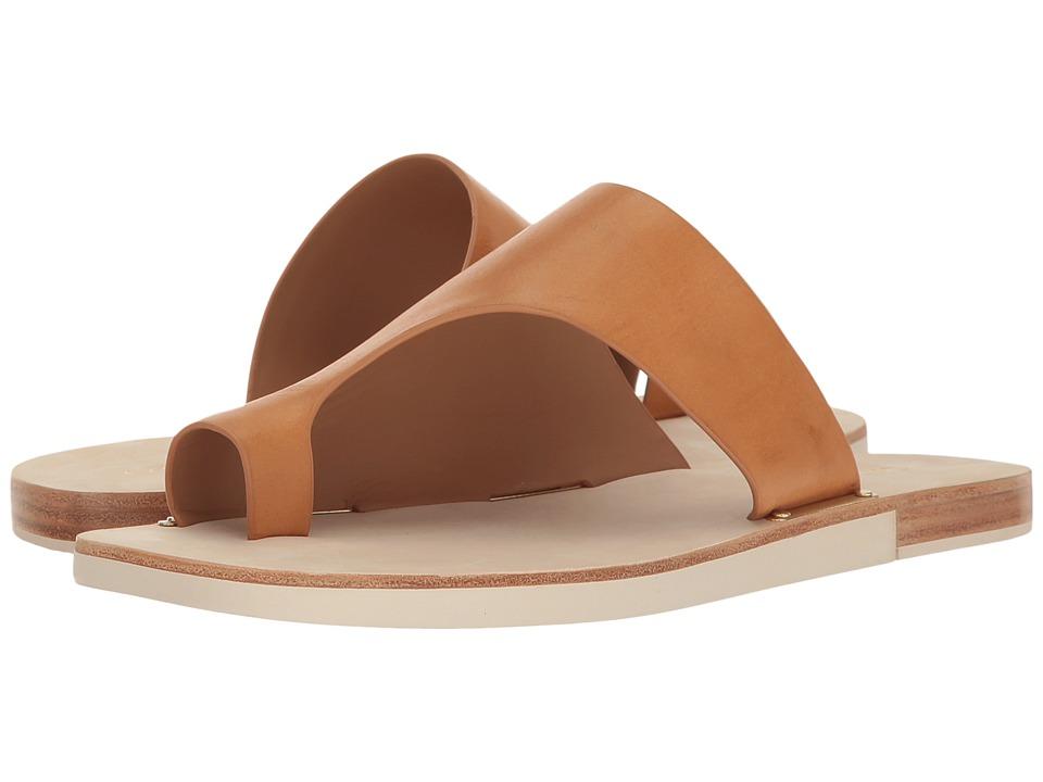 Calvin Klein Rinona (Almond Tan Leather) Women