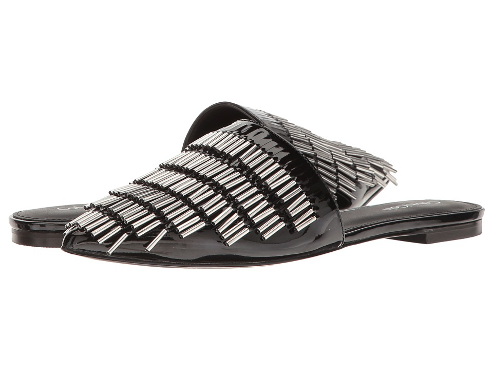 Calvin Klein - Addie (Black Patent) High Heels