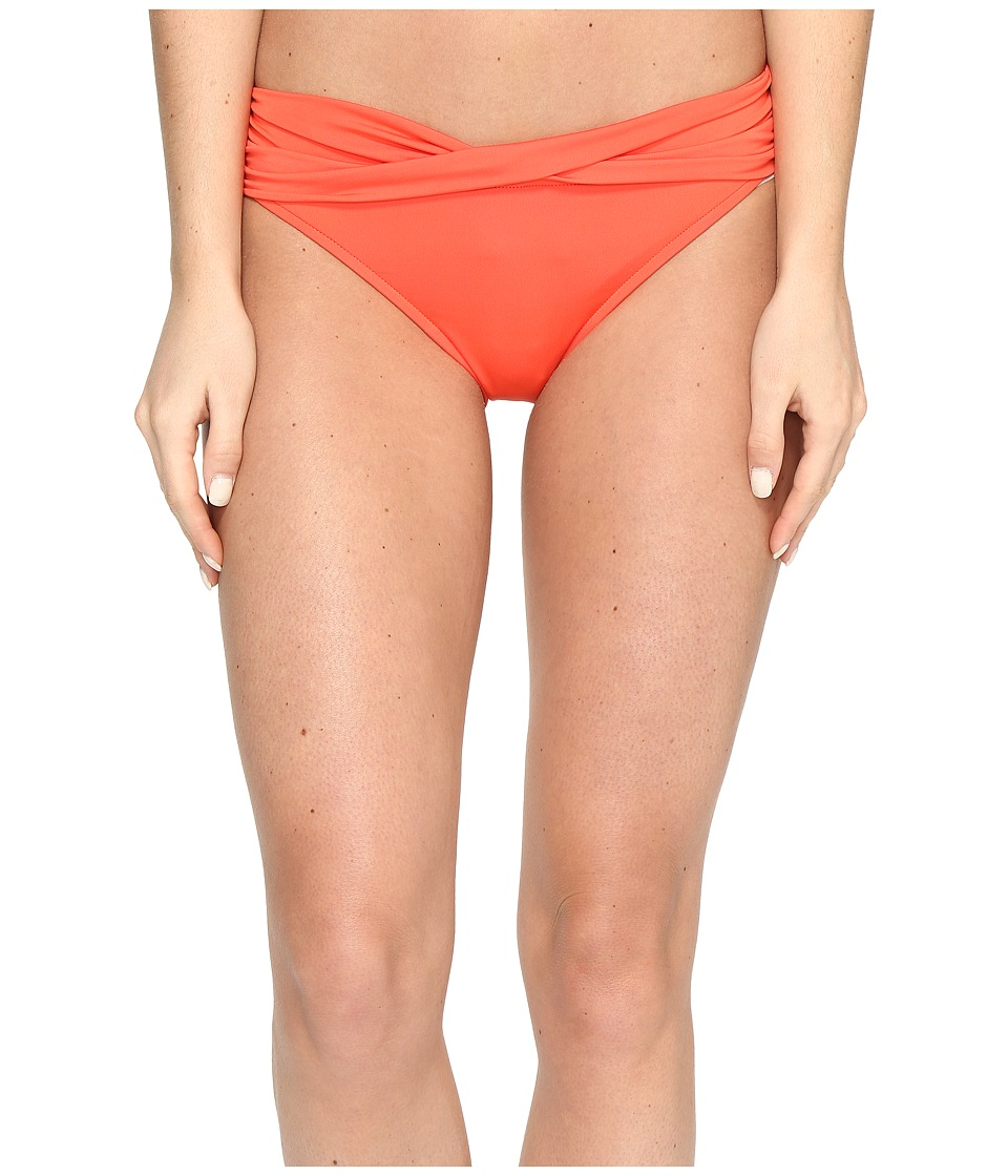 Seafolly - Twist Band Mini Hipster Bottom (Sienna) Women's Swimwear