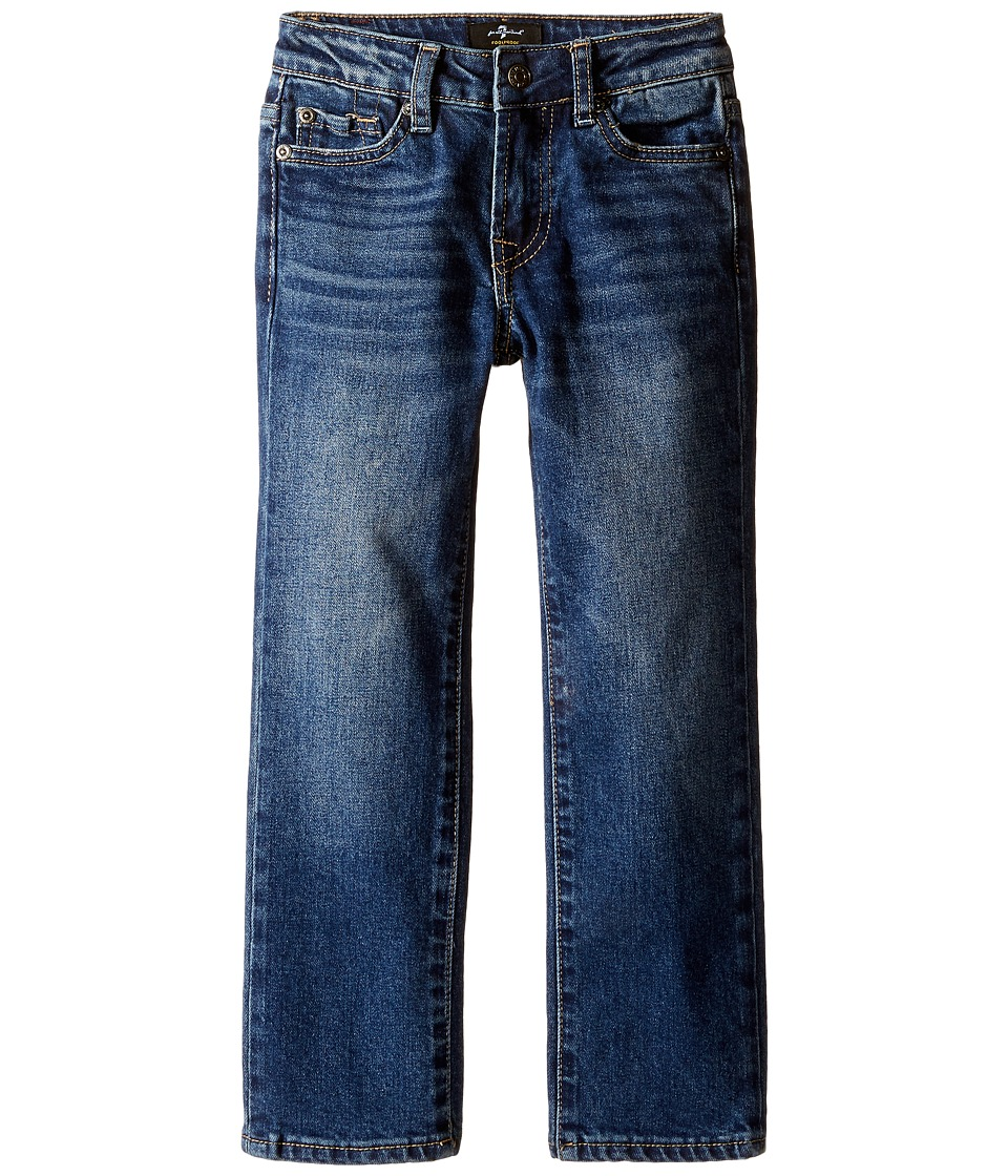 7 For All Mankind Kids Standard Foolproof Jeans in Visionary (Little Kids/Big Kids) (Visionary) Boy